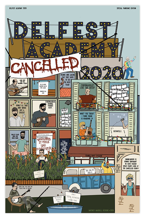 2020 Delfest Academy