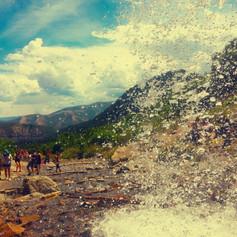 Sundance Waterfall, Utah