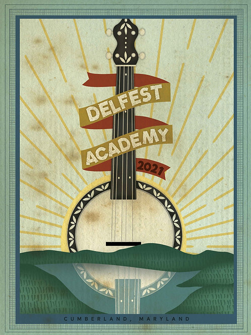 2021 Delfest Academy- PRE SALE