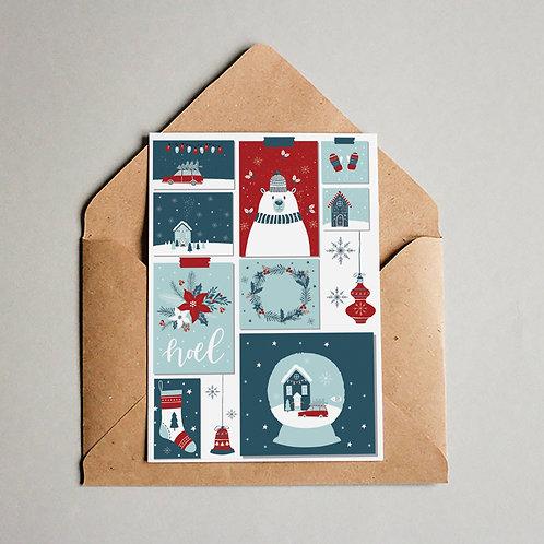 Christmas Collage #2