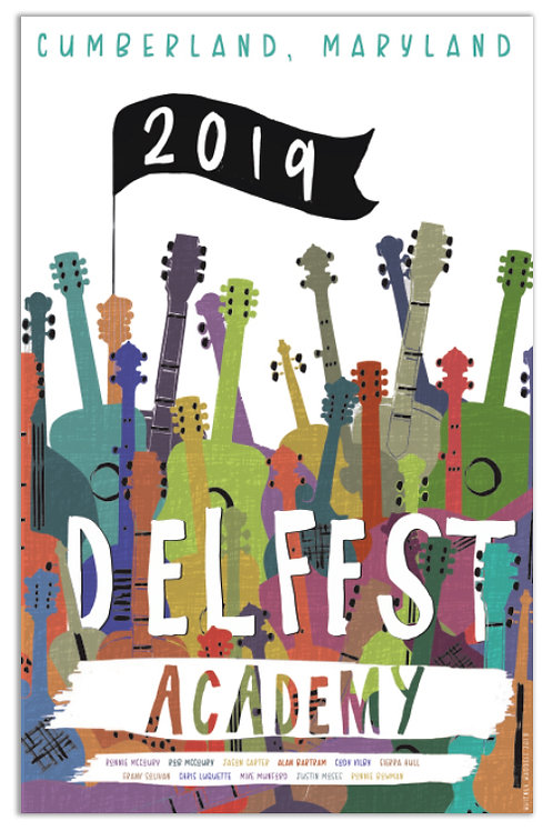 2019 Delfest Academy