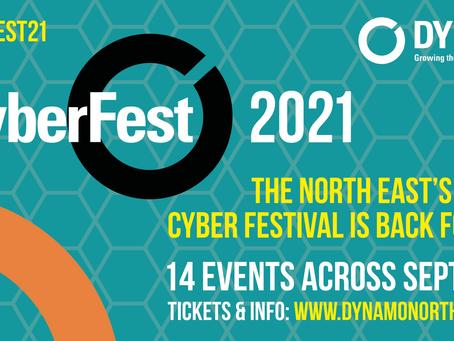 Inside Out takes on CyberFest 2021!