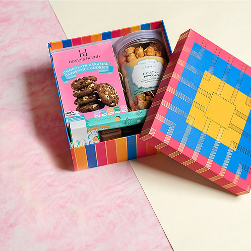 Small Stripes Box