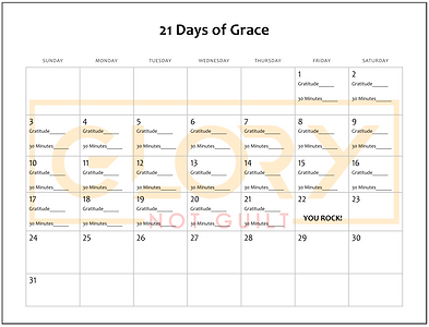 GNG May 21 Days to Grace