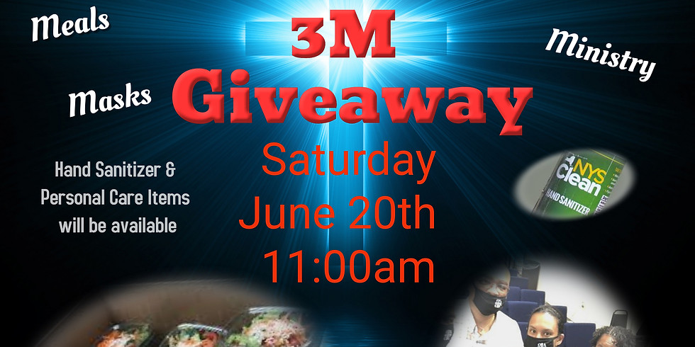 Your Life Matters - 3M Giveaway