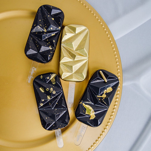 Black and Gold LUX POPS
