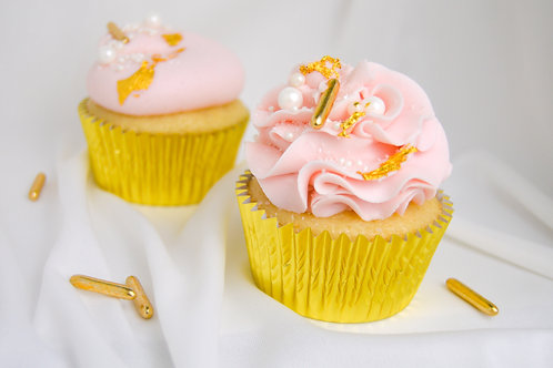 Pink Lux Cake