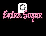 extra sugar bakery logo