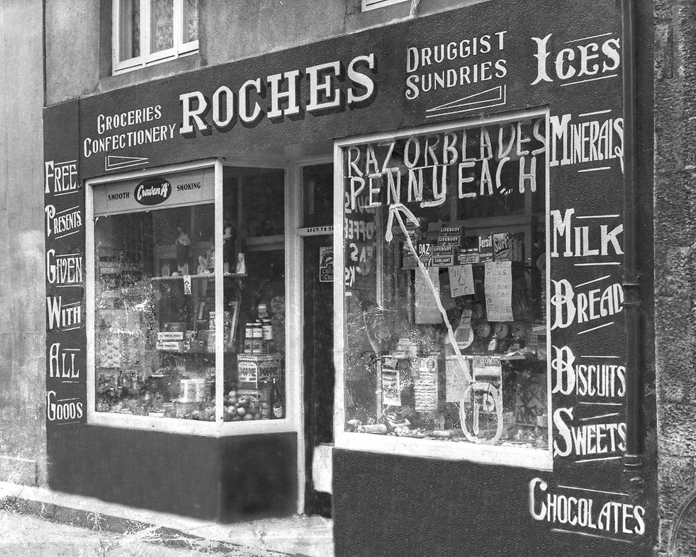 Rochers Shop Front Thurles Co Tipperary