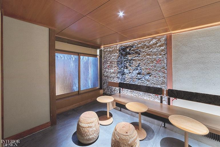 Kyoto Starbucks Seating