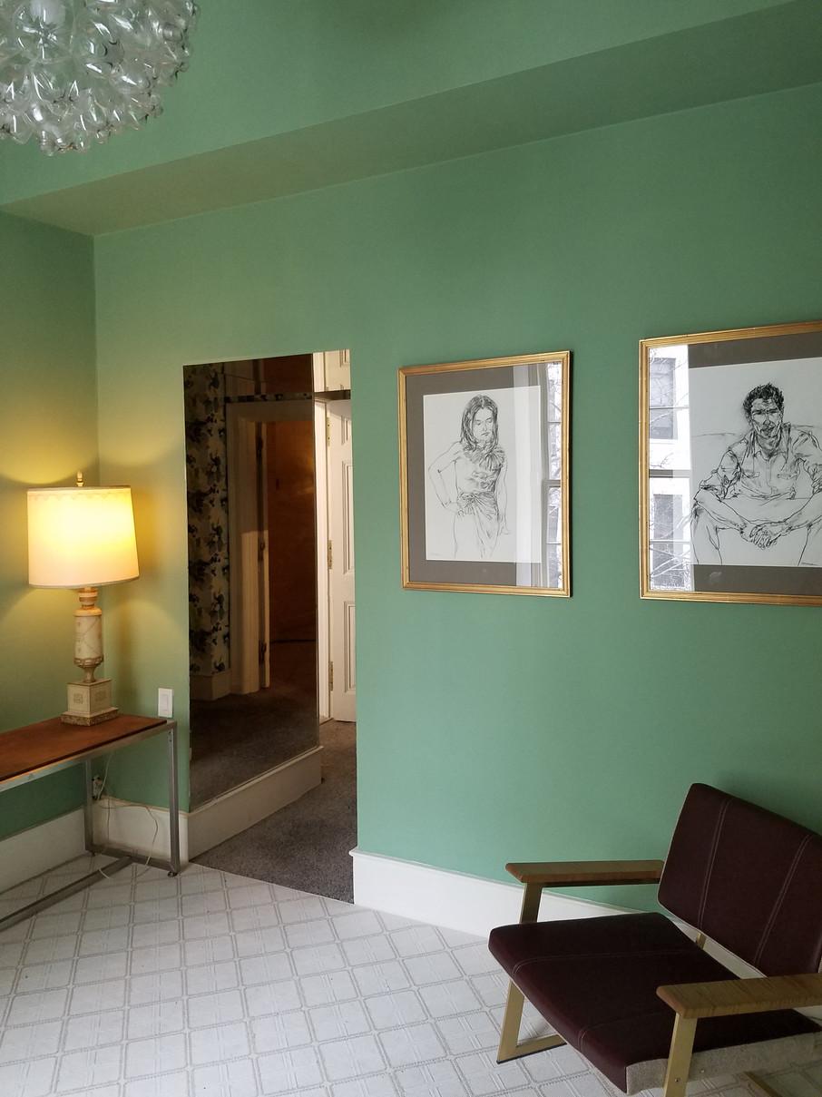 Artists' Lounge