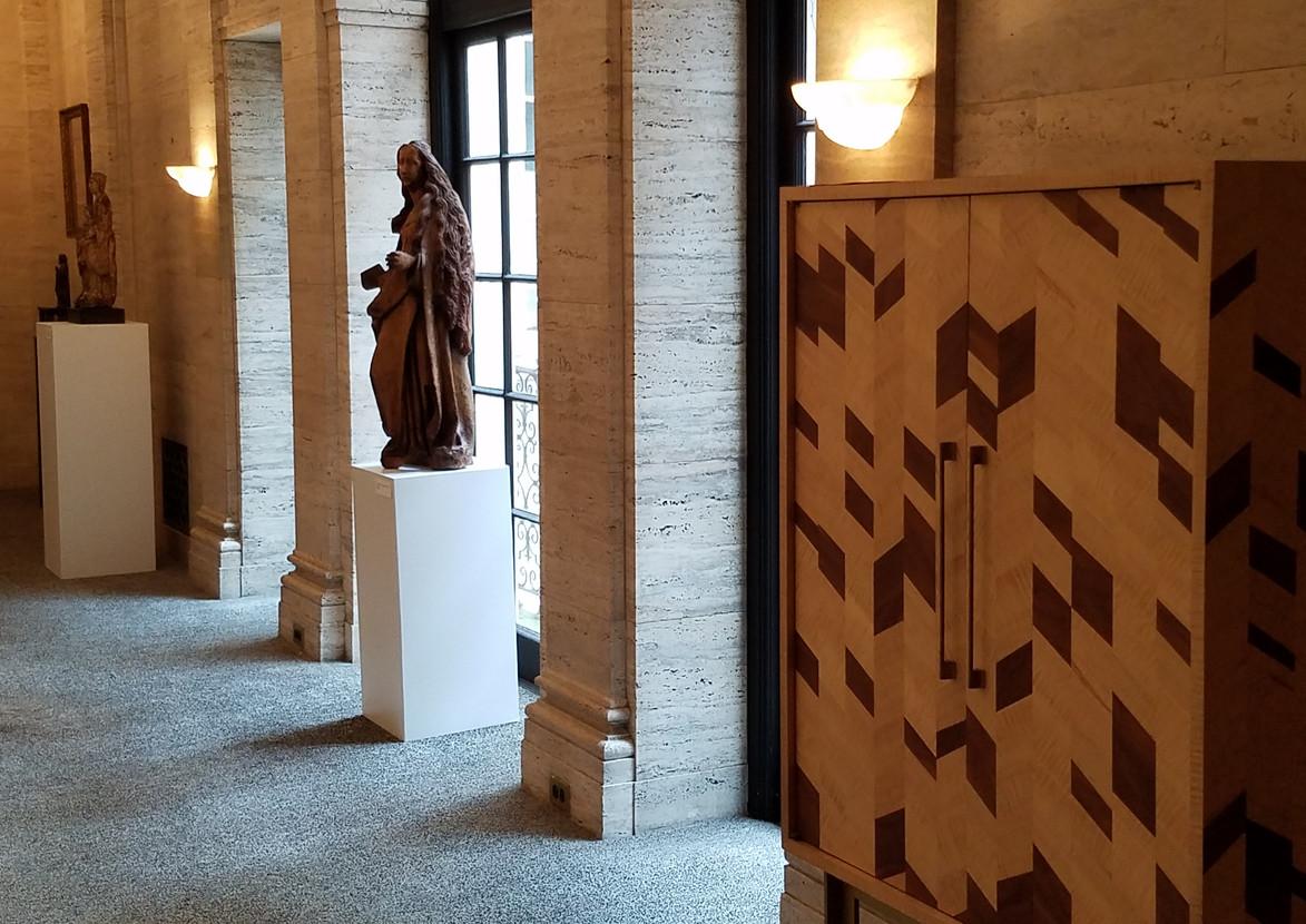 Art Exhibition Spaces