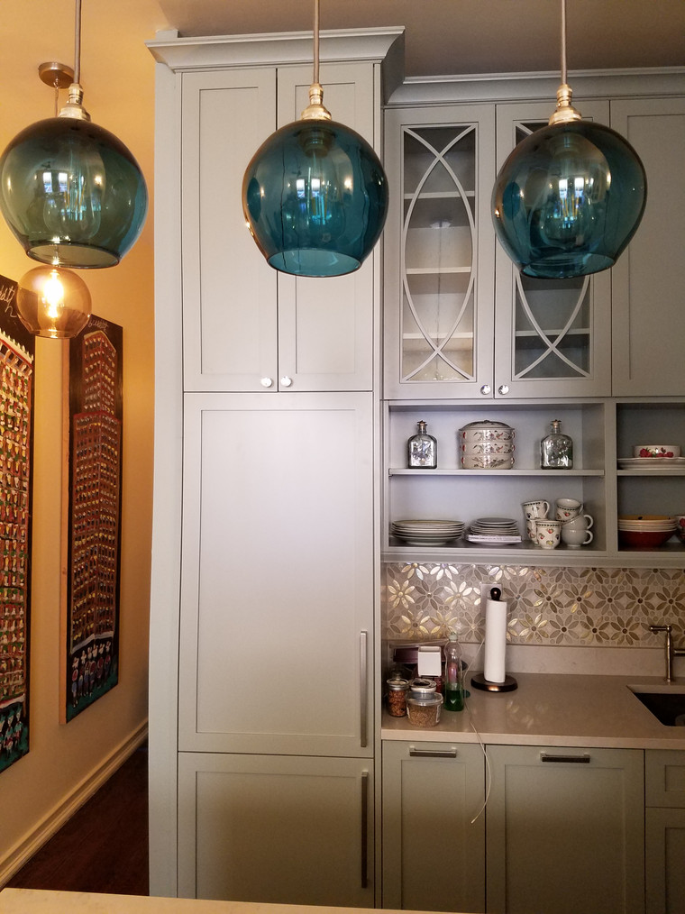 Galley Kitchen Cabinetry