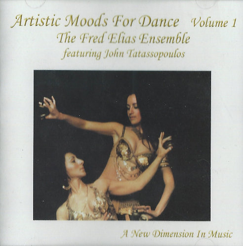 Artistic Moods for Dance Vol. 1