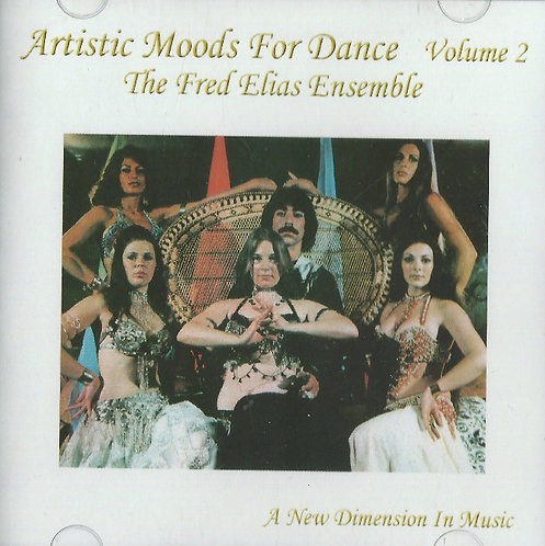 Artistic Moods for Dance Vol. 2