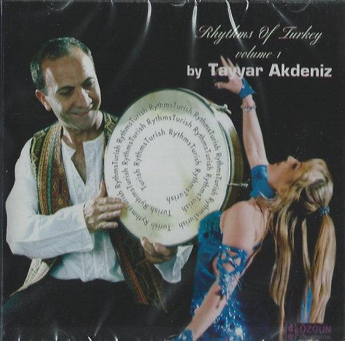 Rhythms of Turkey Vol. 1