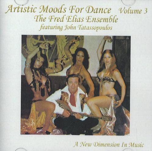 Artistic Moods for Dance Vol. 3