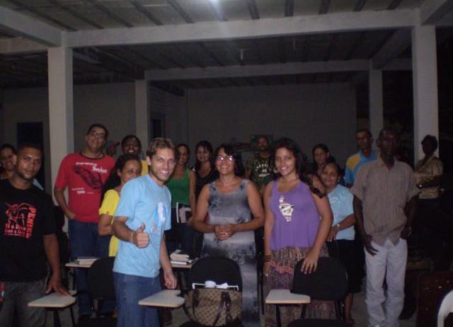 Treinamento / Salvador BA