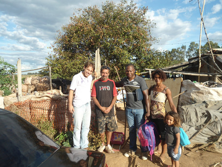 Amar sem Fronteiras em Goiás