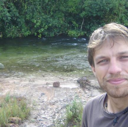 Banho de Rio em tribos indígenas