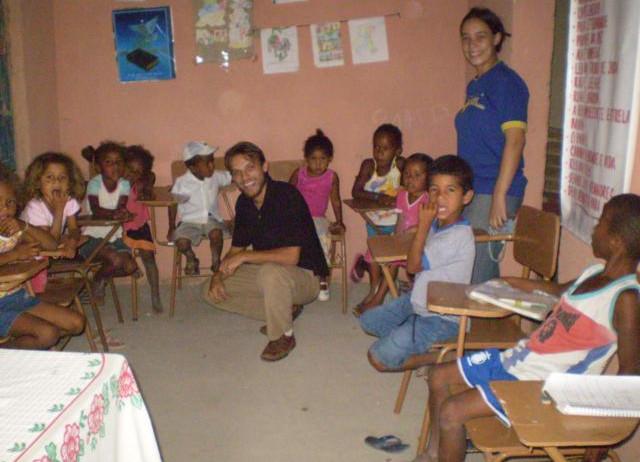 Educação em povoados