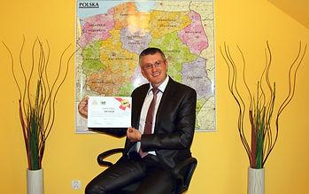 Aluno formado pelo sistema EAD - Polonia