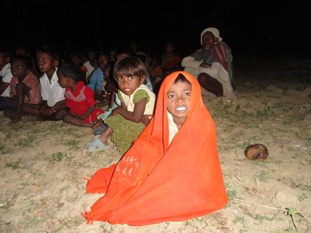 Cobertores para Índia