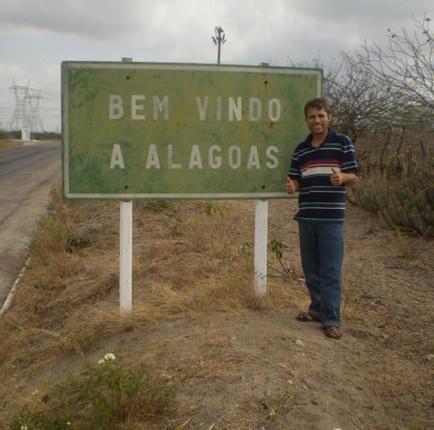 Divisa entre Bahia e ALgoas