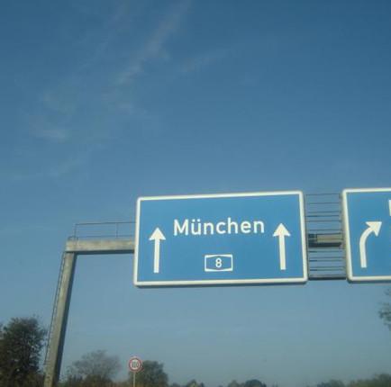 pelas estradas da Alemanha