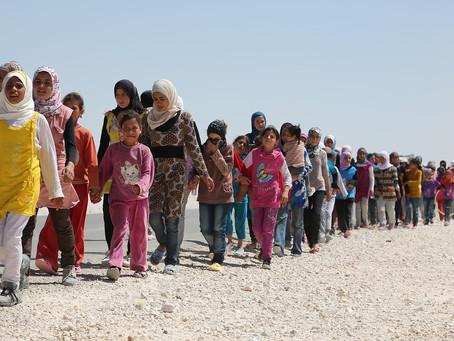 Entenda mais sobre Refugiados