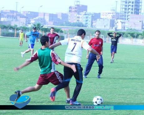 projeto de futebol com adolescentes