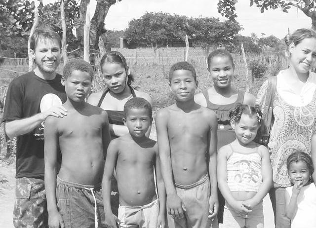 Socorro á crianças em lugares isolados