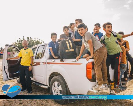 refugiados do irã