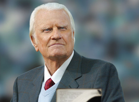 Billy Graham - Life and Passing
