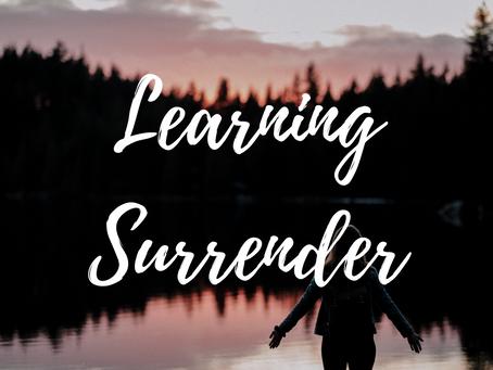 Learning Surrender