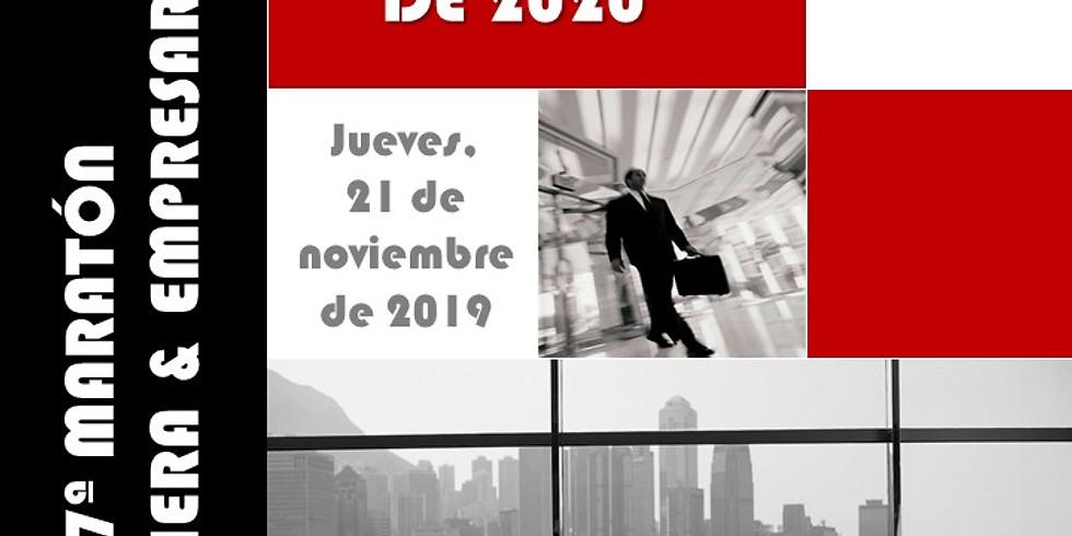 7ª Maratón Financiera y Empresarial