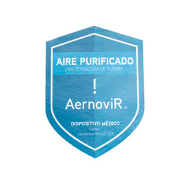 AernoviR. Sistema de purificación del aire
