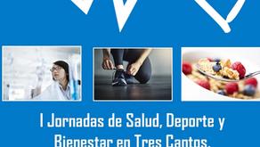Arrancan las I Jornadas de Salud, Deporte y Bienestar