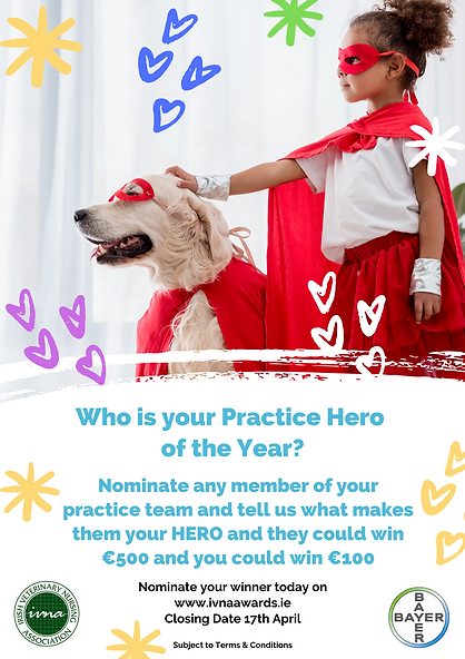 Who is your practice Hero of the year 20