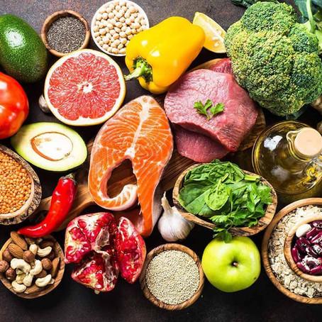 Una alimentación sana y equilibrada