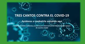 COVID-19 y Tres Cantos