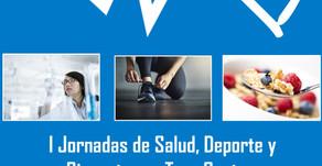 I Jornadas de Salud, Deporte y Bienestar