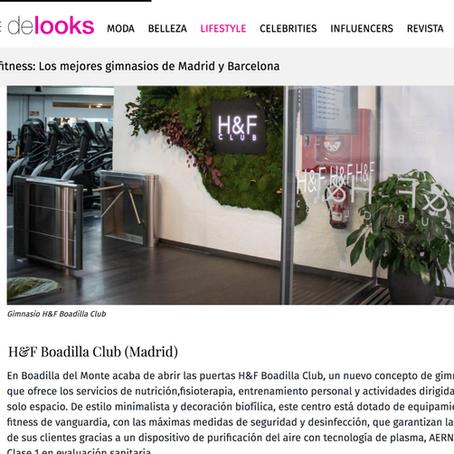 H&F Club en los medios