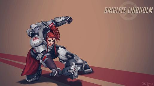 Overwatch - Brigitte