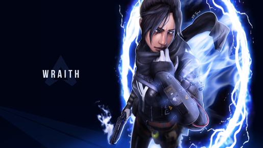 Apex Legends - Championship Wraith