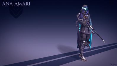 Overwatch - Shrike