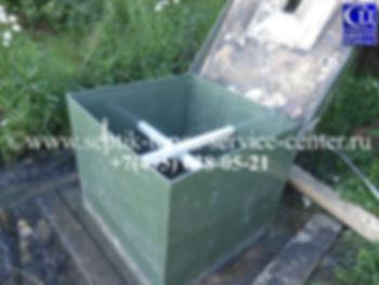ТОПАС 10 пр наращивание горловины на 600 мм