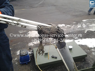 Обслуживание септикаТОПАС - 30 пр