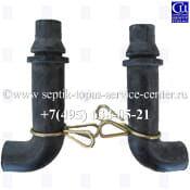 L-образная внутренняя трубка для компрессора TakatsukiHIBLOW HP-100/120