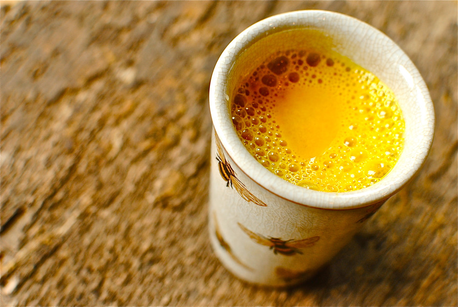 Timeless Turmeric Golden Milk